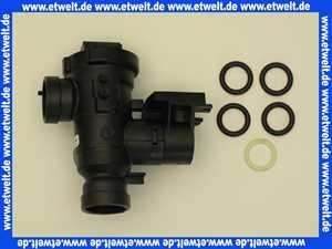 87160115950 Sieger 3-Wege-Ventil für HG 15 W..