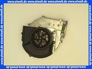 8718585753 Sieger Verbrennungsluftgebläse RG130 V4 für KUB 19-3, TS 10