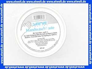Sanit Handwaschpaste 825 ml