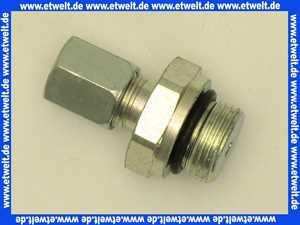 3203801 Stopfbuchs-Verschraubung SBV 3/8 Zoll X 6 mm