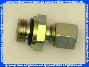3203802 Stopfbuchs-Verschraubung SBV 3/8 Zoll X 8 mm