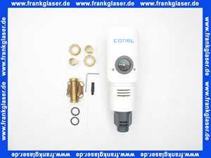 RDH25 Cosmoclear Rückspülfilter CLEAR RD CONEL 1 Zoll mit Druckminderer und Hygieneschutz