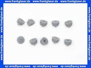 3900002 Steinberg Gummi-Düsen zu Regenpaneelen Set, 10 Stück