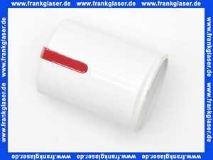 170633 Stiebel Eltron Knopf Bediengriff zu Kochendwassergerät Griff rot