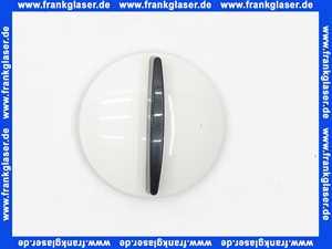 254307 Stiebel Eltron Steckknopf weiss Kunststoff