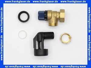 211520015 SYR Austausch-Sicherheitsventil 2115.1 für SG 24+25 DN 20 6bar mit Nirositz rg.
