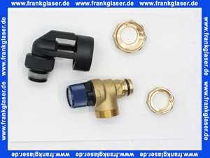 211520051 SYR Austausch-Sicherheitsventil 2115.1 f. SiCe 4807 DN 20 8bar mit Nirositz rg.