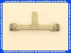 2297070 TECE drainline Muldenfuß Silbergrau (ab August 2007)