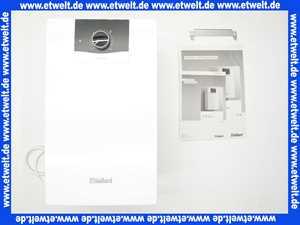 0010021140 Vaillant Elektro 5 Liter Untertischgerät eloSTOR VEN 5/7-5 U plus Niederdruck Untertisch Boiler Warmwasserspeicher drucklos