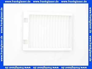 0020023931 Ersatzfilter Filter Filtereinsatz Vaillant für Bypass recoVAIR Filterklasse G4