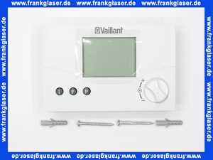 Vaillant 0020025070 Regler, mit Verkleidung recoVAIR 275, 350, 275/3, 3