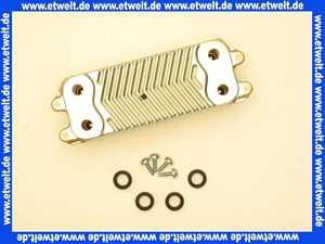 Vaillant Wärmetauscher BW, 19 Platten 0020038572
