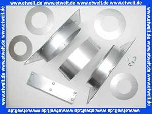 0020039540 Vailant Wanddurchführung für brennbare Baustoffe, Wandstärke 56-210mm