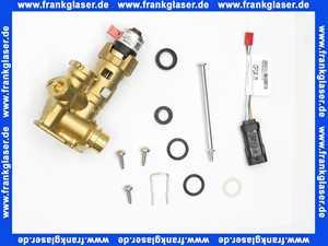 0020132682 Vaillant Vorrangumschaltventil, MS, m. Adapter VC 104/4-7, VC 126/3-5, u.w.