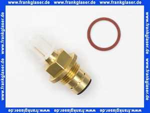 Vaillant 012738 Ventiloberteil Zubehör 431, 432 (Zapfventil) VEK 5/3 Hahnoberteil