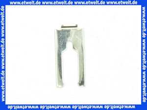 Vaillant 219635 Klammer (1 Stück) VC-VCW.../3 (BK/Manometer)