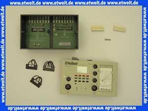 Vaillant Elektronischer Regler, VRC-UBW 252988