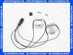 Vaillant 253537 Fühler, Abgassensor atmoTEC VC/W 104-254/3, EURO, Euro