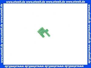 259850 Vaillant Schaltreiter 1 x grün für VRC-Schaltuhr