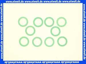 Vaillant 981152 Dichtung (10 St.) 10 Stück981511 (17,0 x 24,0 x 1,5)