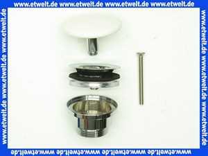680900R2 Villeroy & Boch Nicht verschließbares Ventil Zubehör 6809 Star White C+