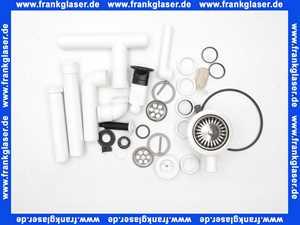 82491000 Vileroy und Boch Excenter Ablauf ohne Drehknopf-Pin kurz