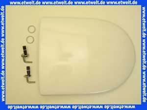 88026101 Villeroy & Boch WC-Sitz Helios weiss