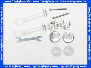 92205561 Villeroy & Boch Universalkippstrippanker-Scharnier mit Quick Release