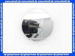 94052661 Vileroy und Boch Abdeckkappe Einzelgriff rund verchromt