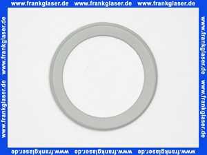 318321 Viega Dichtung 6956.1-182 in 115x88mm Gummi grau zu Ablaufventil