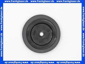 306403 Viega Baugruppe Dichtung Gummidichtung Lippendichtung mit Träger Kunststoff schwarz für Excenterstopfen Stopfenventil an Spülbecken Spülen Spüle