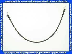 721749  Viega Bowdenzug 6162.19 in 725mm Kunststoff schwarz
