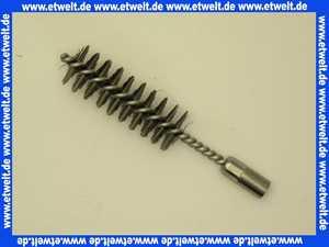 7810554 Viessmann Reinigungsbürste D=30/20 x 80 - M10 mit Gewindemuffe M 10