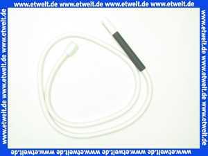T2V18 Vola Handbrause und Schlauch in weiss