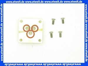 VR1253 Vola Gewindeplatte für Ventilgehäuse