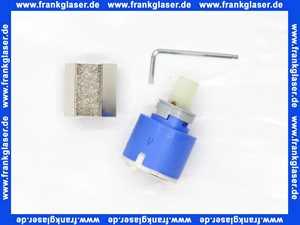 VR1277K Vola Keramik Kartusche für UP2100-2400 mit Heisswasser- und Durchflussbegrenzer
