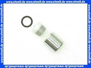 VR17LSK16 Vola Siebeinsatz mit Hülse chrom