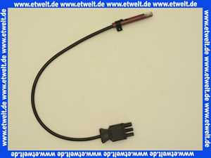 24105012022 Weishaupt Flammenfühler QRB1B  WL5, WL10-C, WL10-D, WL10-D 1LN, WL20-C 1LN