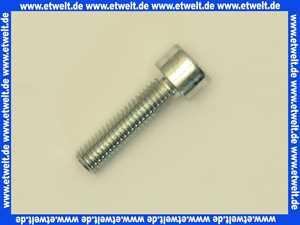 402560 Weishaupt Schraube M8 x 30 LH DIN 912 8.8 Linksgewinde