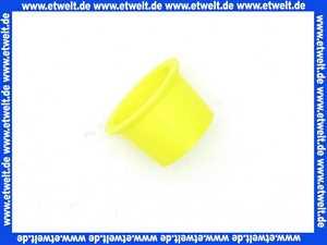 446073 Weishaupt Stopfen     U 20  GPN 610 gelb