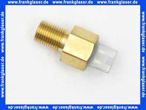 48101140267 Weishaupt NTC-Vorlauffühler Rp 1/8