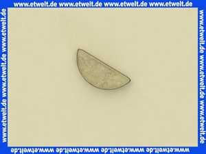 490151 Weishaupt Scheibenfeder 5 X 6,5 DIN 6888  C45K