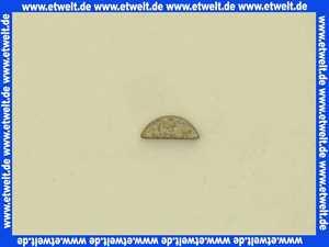 490157 Weishaupt Scheibenfeder 3 x 3,7 DIN 6888 C45K