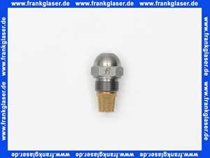 602682 Weishaupt Düse HF 45 0,65 GPH Fluidics mit Filter
