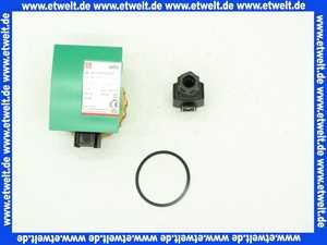 4132753 Wilo Motor für Brauchwasserpumpe Star Z Nova Wechselstrom PN10 1/2 Zoll IG