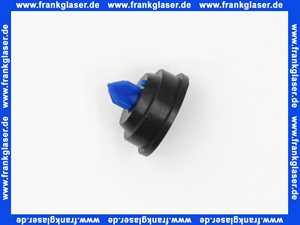 8050800311 Wisa Gummi Dichtung Membrane für Füllventil Schwimmerventil Schwimmer auf Halter zu UP- und AP- Spülkasten