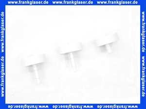 1710080 Wolf Drehknopfsatz für Regelungsgehäuse ab Baujahr 06/2001