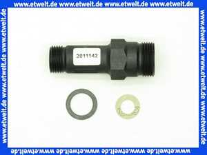 2011142 Wolf Überstromventil für CGB-20