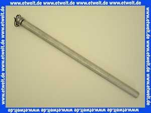 2445050 Wolf Magnesiumanode Schutzanode, L:650 für SE1/SEB/SEF Anode Opferanode