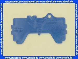 2483879 Wolf Ersatzteil Brennereinstelllehre für COB